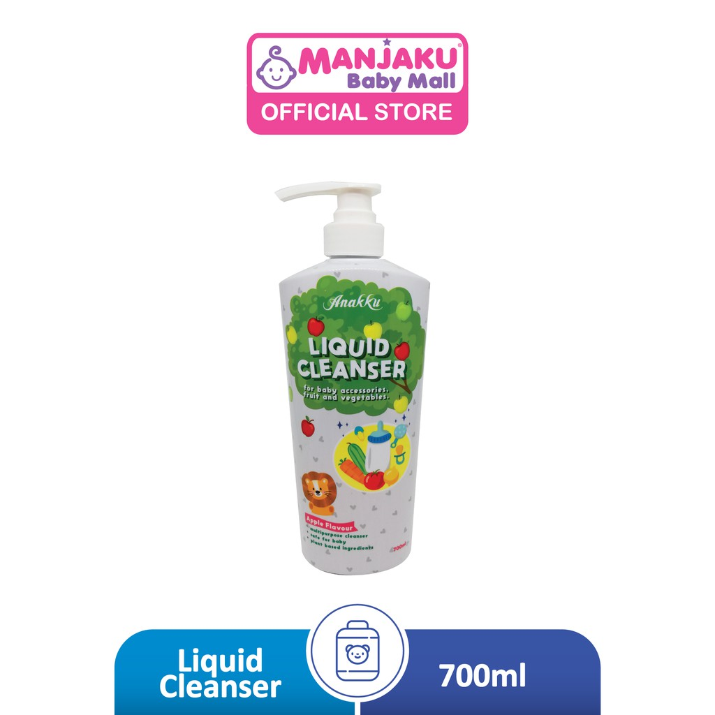 Anakku Liquid Cleanser (700ml) - Apple Flavor