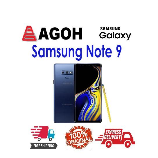 [100% ORIGINAL SME DUAL SIM] Samsung Note 9