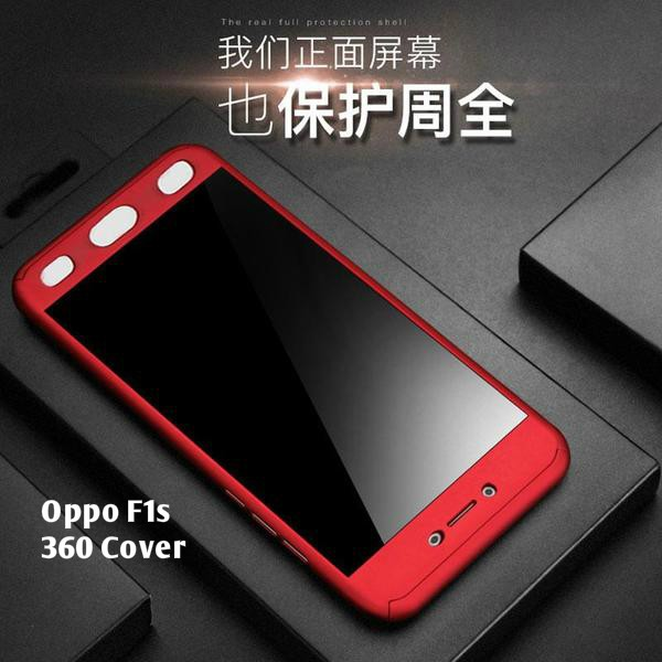 online retailer afc46 23987 Oppo F1s 360 Degree Protection Matte Case Cover Casing
