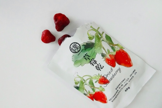 Taiwan Simple ingredients without added low-temperature roasted dried fruit台湾 成分单纯无添加 低温烘培果干