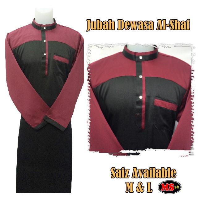 Jubah Dewasa Al-Shaf