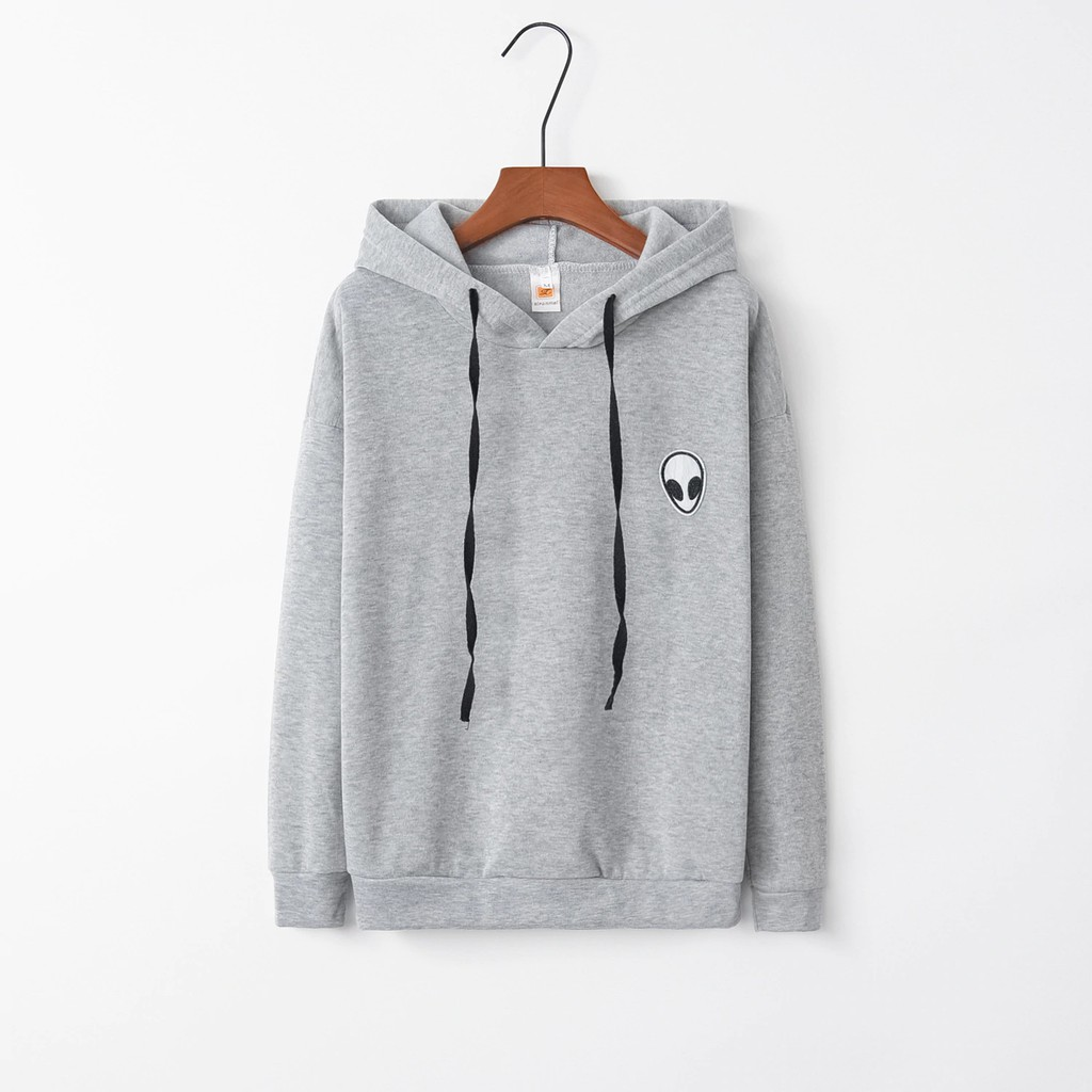 Alion Mens Hooded Thicken Autumn Winter Casual Sweatshirts Top