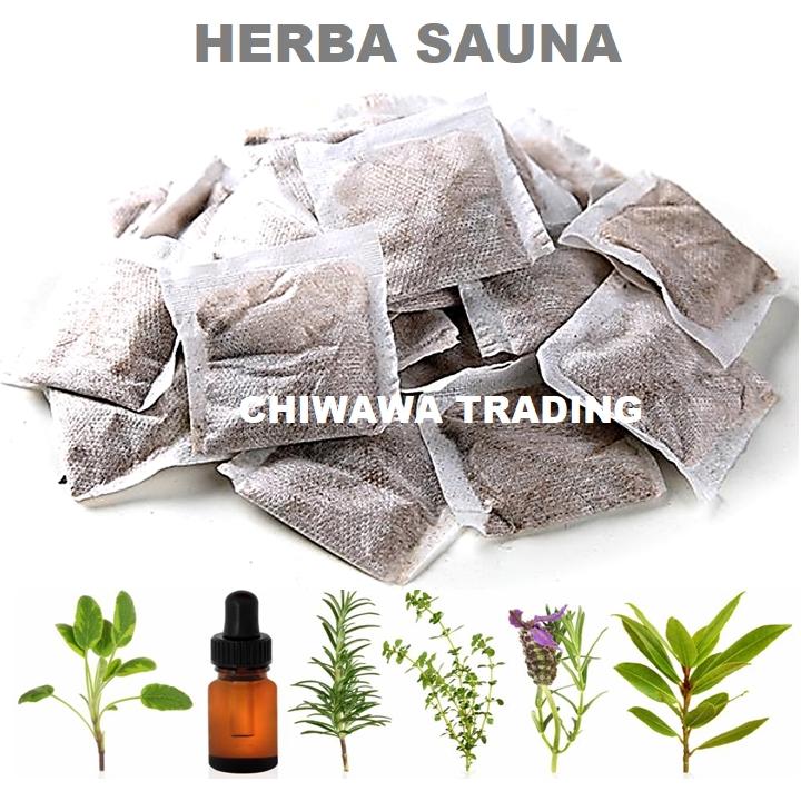 Sauna Herbs Herbal for Sauna Foot Massage Mandian Uncang Herba Steam Bag Pack Traditional Natural Sachet