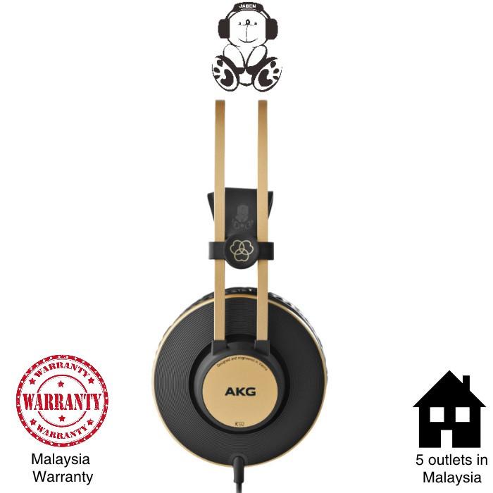 AKG K92 Lightweight Professional Monitoring HiFi Over-Ear Headphones