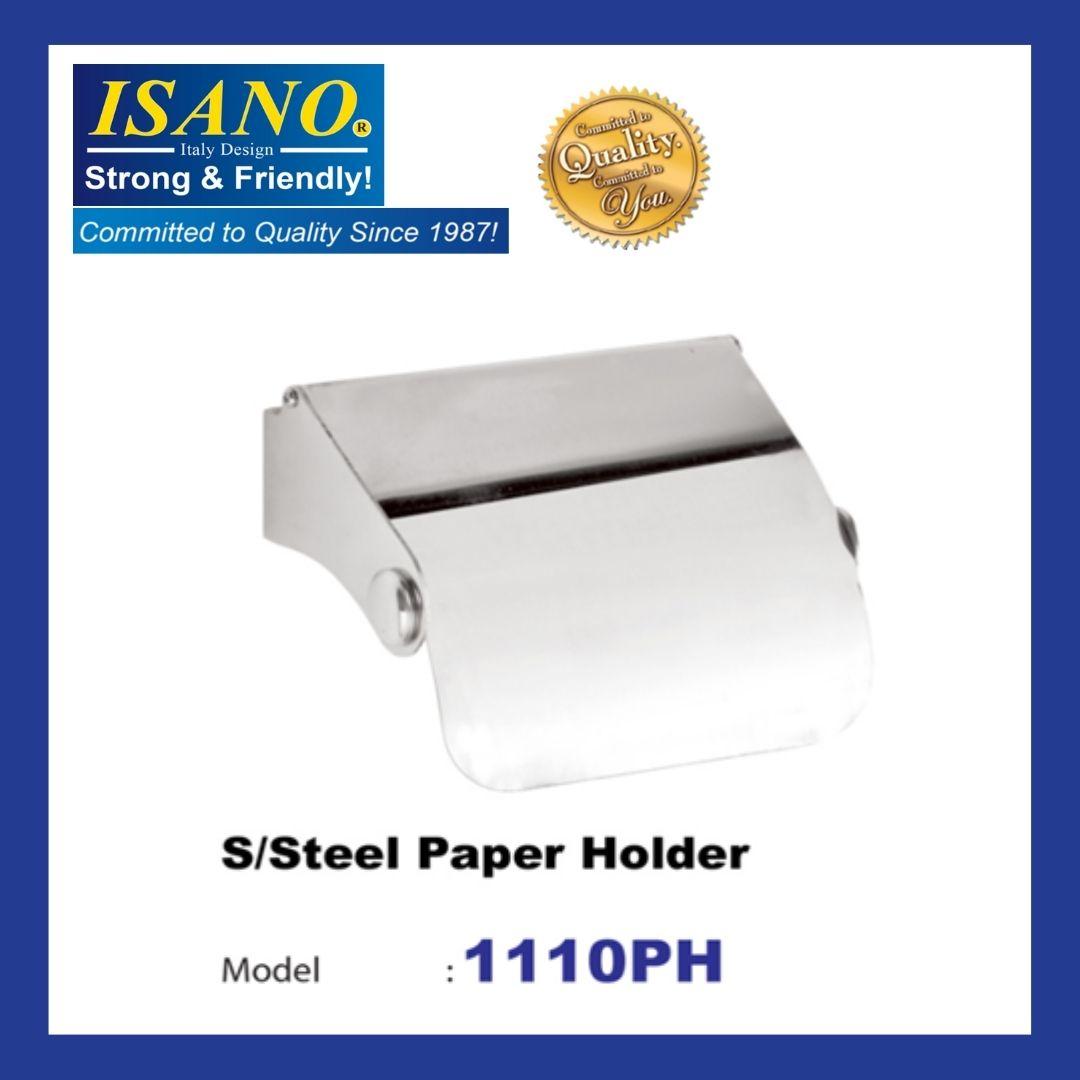 ISANO Stainless Steel Paper Holder 1110PH