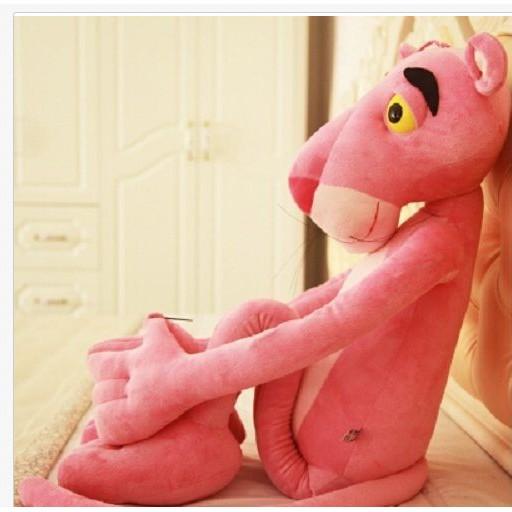 "Pink Panther NICI Plush Toy Stuffed Animal Doll 20/"" Tall Gift new"