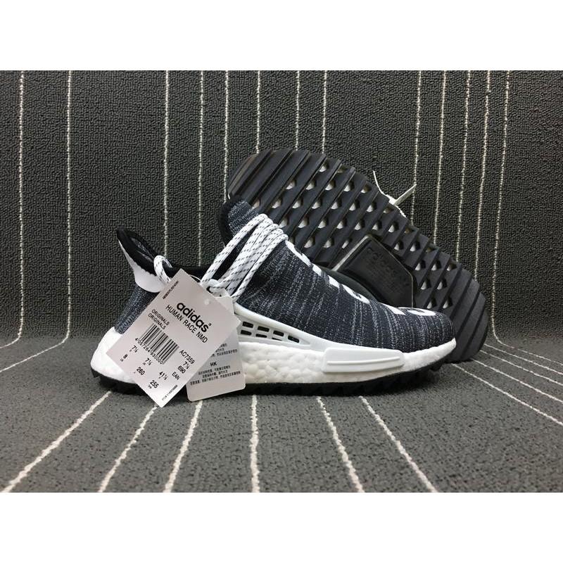 893ee62bc5fee Adidas Ready s NMD Pharrell Williams x Hu Trail NERD Men Women Runnig Shoes