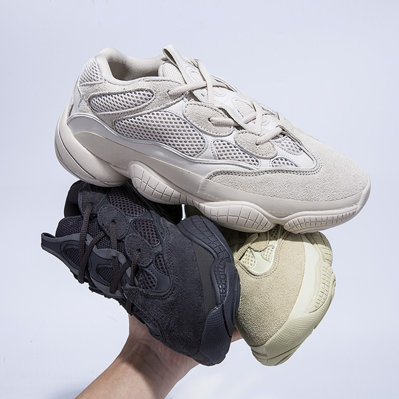 093dc5af ProductImage. ProductImage. Original Ready stock Adidas Yeezy 500 Men/women  Shoes ...