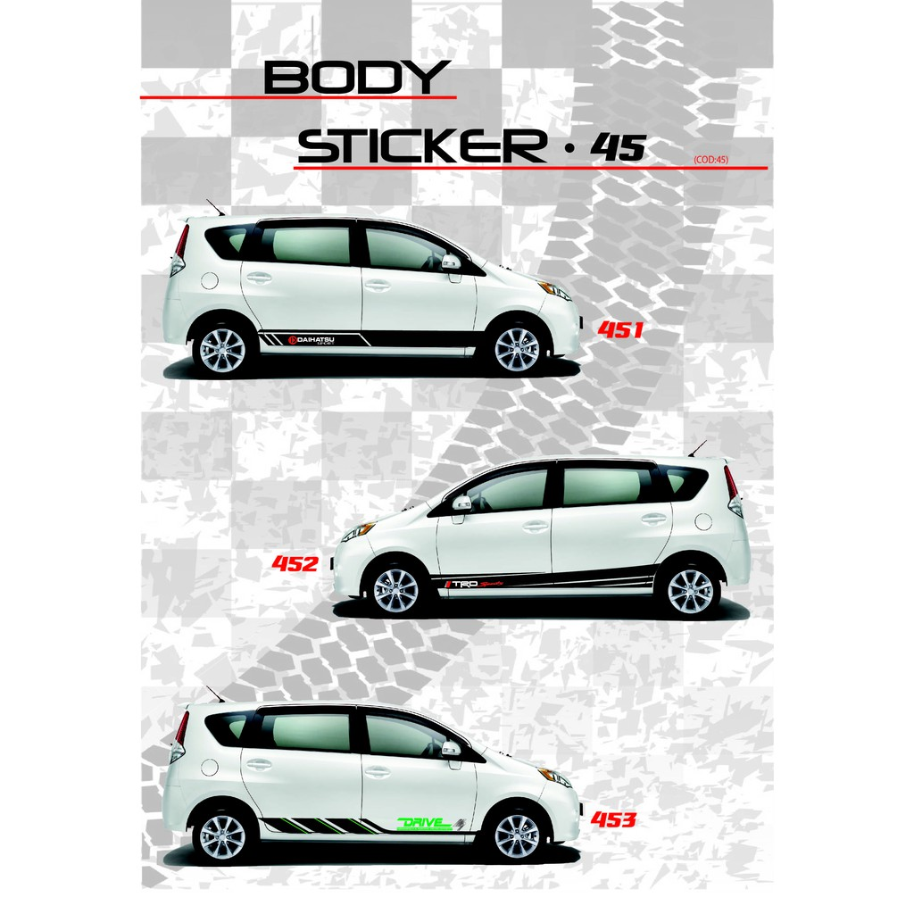 Body Sticker Photo