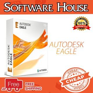 [100% WORK] Autodesk EAGLE Premium 9 2 0