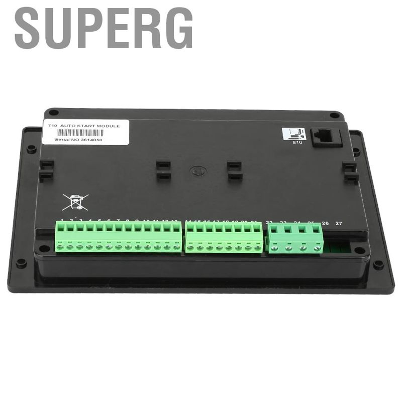 DSE710 Deep Sea Generator Controller Auto Start Control Panel