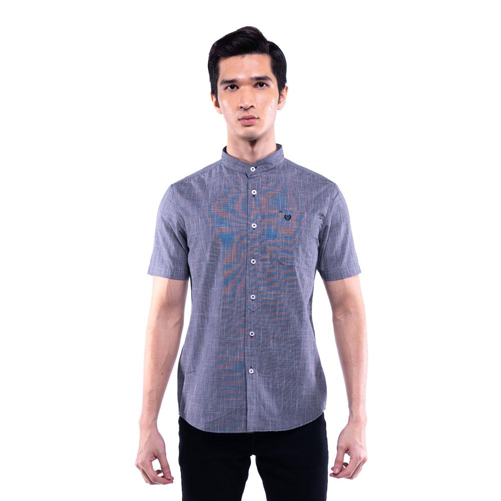 Rav Design 100% Cotton Woven Shirt Short Sleeve  RSS31403203