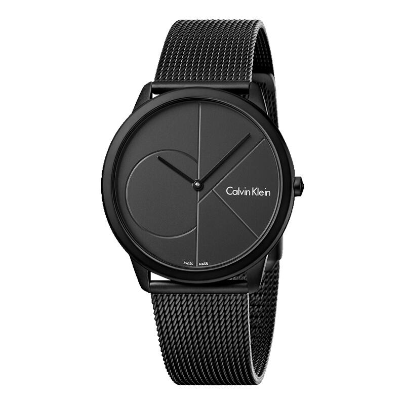 557bab0ef3 CK watch CalvinKle n MINIMAL Series Quartz Men's and Women's Watches  K3M224X1
