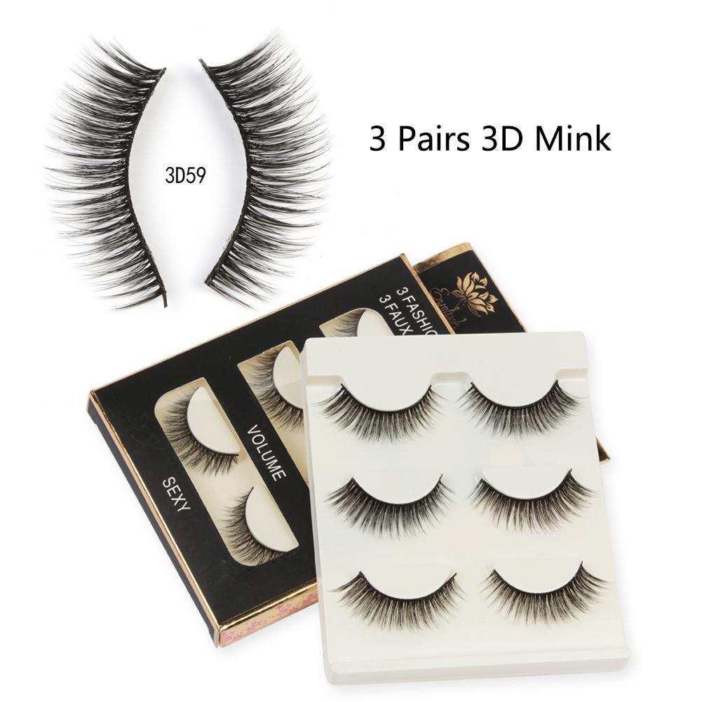 6707f615c95 ProductImage. ProductImage. Lashes Soft Fake Look Pro Mink Eyelash