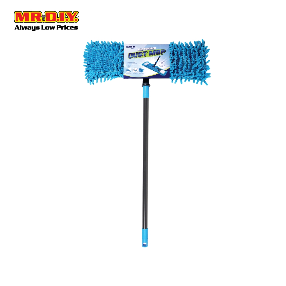 MR DIY Premium Microfiber Dust Mop