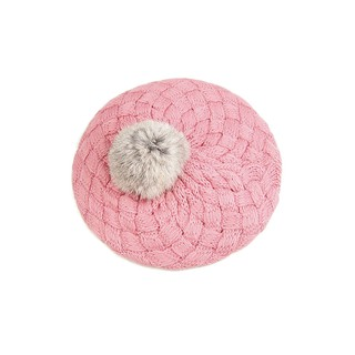 1d7ecbe01812cd Cute Baby Winter Warm Toddler Infant Knit Crochet Beanie Hat Cap Kids Girl  Child