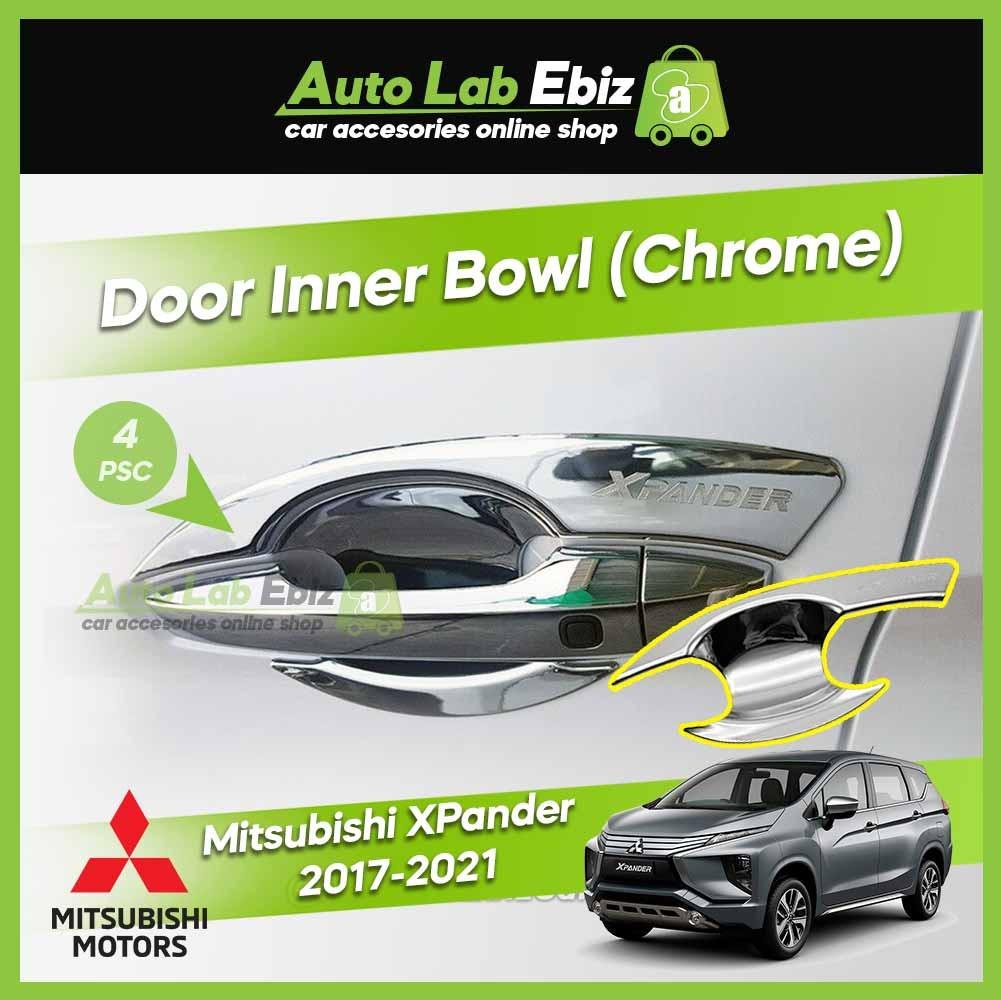Mitsubishi XPander 2017-2021 Door Inner Bowl (Chrome) (4pcs/set)