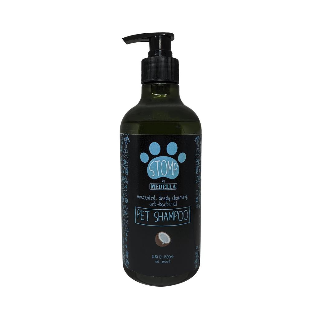 STOMP Virgin Coconut Oil Pet Shampoo (500 ml)