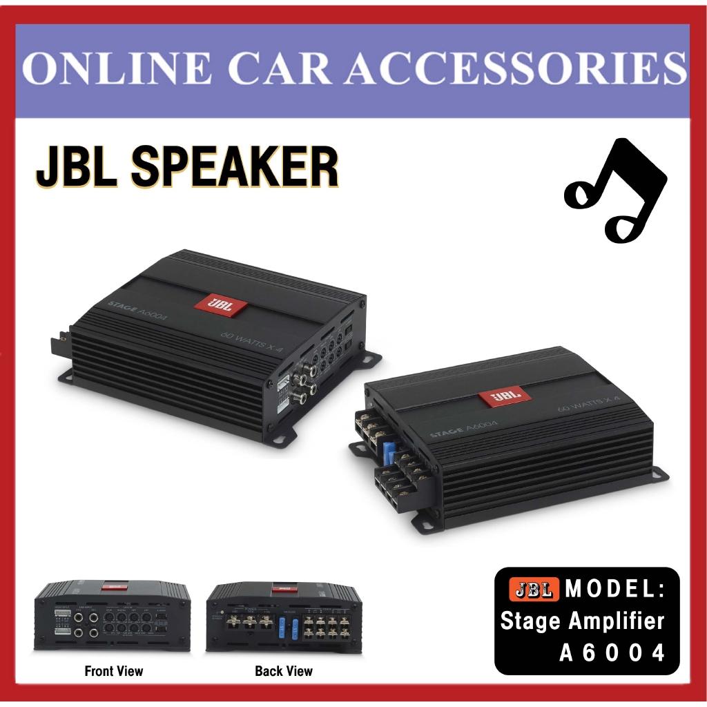 JBL STAGE A6004 - Class D Car Audio Amplifier