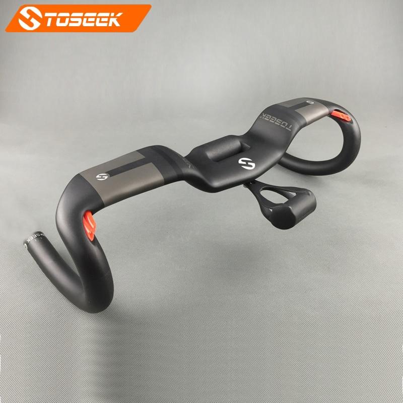 Carbon Bicycle Handlebar Road Bikes Racing Drop Bar Bent 31.8*400//420//440mm