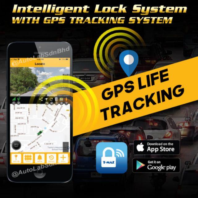 Tmaz GPS Lock Mitsubishi Triton