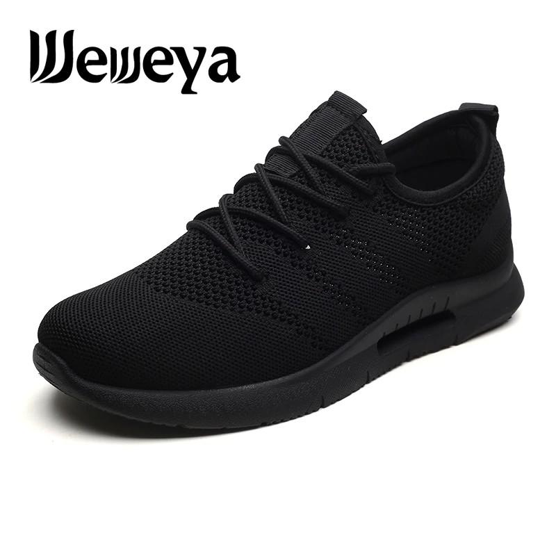 0557697f47 Weweya New Sports Shoes Men Breathable Summer Running Shoes Women Socks  Sneakers Light Jogging Walking Footwear EVA zapa