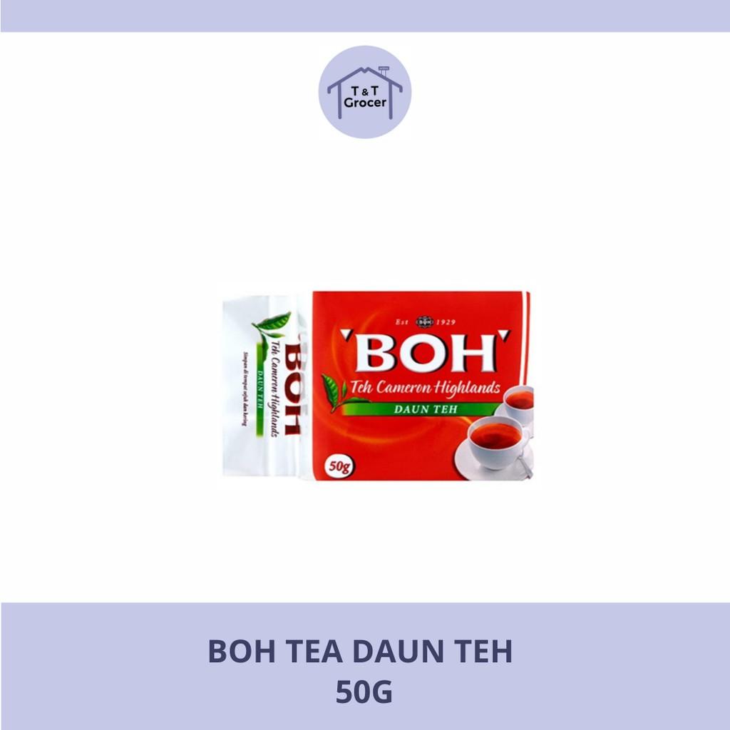 BOH Daun Teh 50g /100g /250g /500g