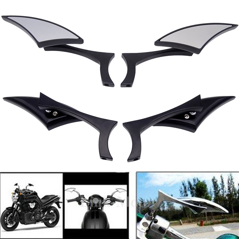 universal motorcycle Rear View Mirrors For Suzuki kawasaki honda yamaha harley