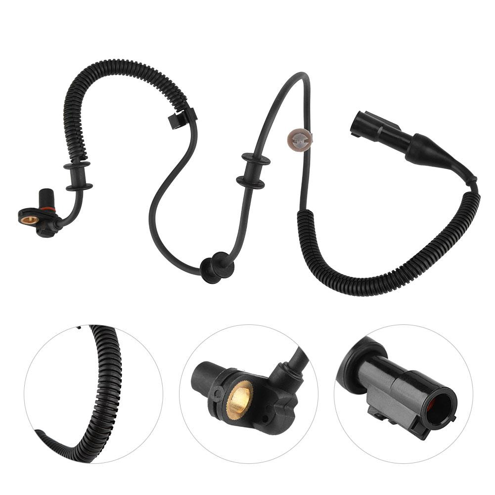 Front Right Left ABS Wheel Speed Sensor for 2005-2008 Ford F-150 5L3Z2C204A