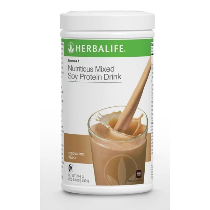 HERBALIFE FORMULA 1 (F1) NUTRITION 550g [100% Original & Sealed]