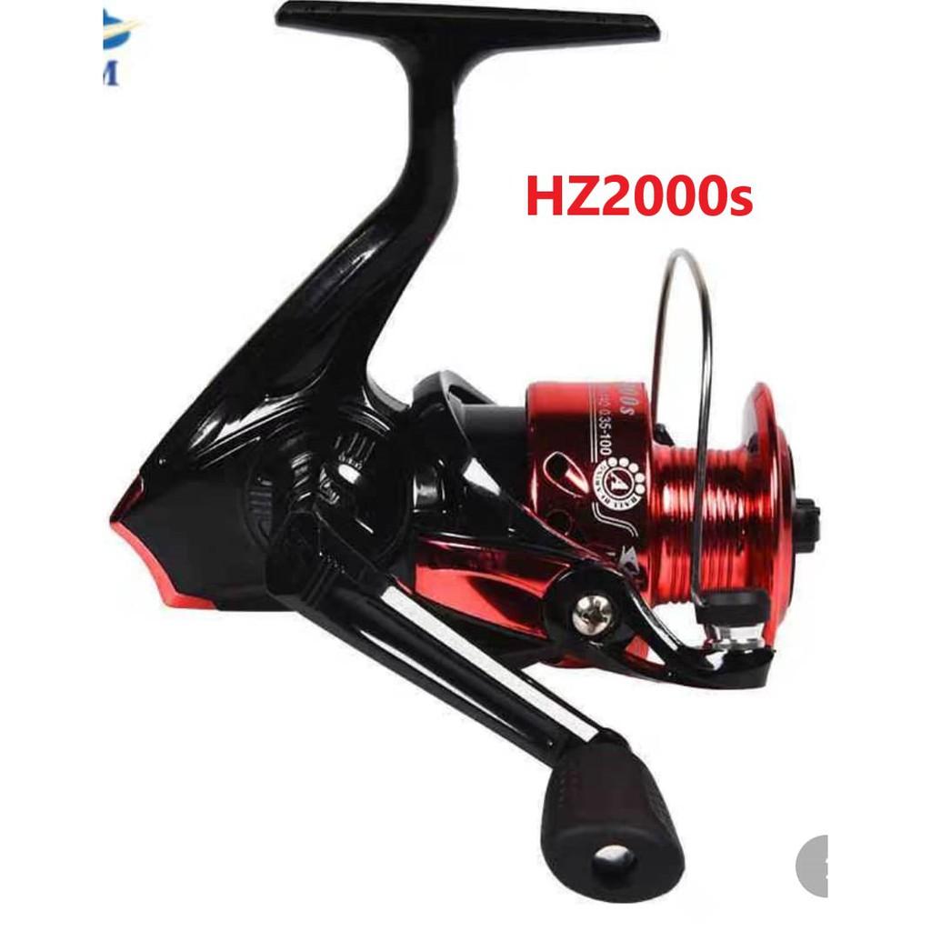 S3 DZJ Premium Edition Spinning Fishing Reels Kekili Pancing Edisi Premium