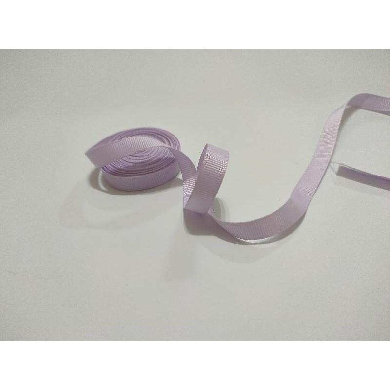 READY STOCK 10mm plain colour ribbed D. I. Y. ribbon 10mm罗纹织带D. I. Y. 材料...
