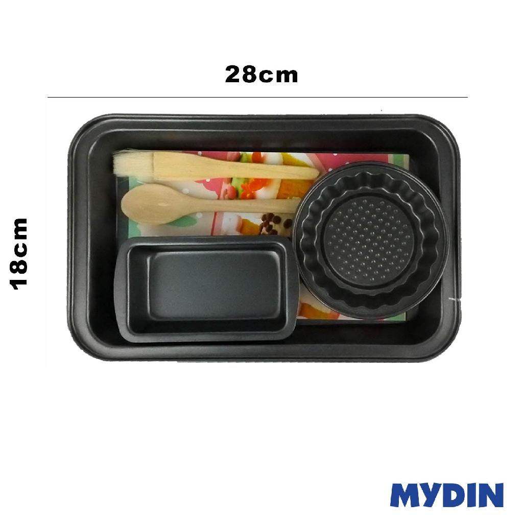 Plusmix Non-Stick 3-pc Baking Set BK-D6002