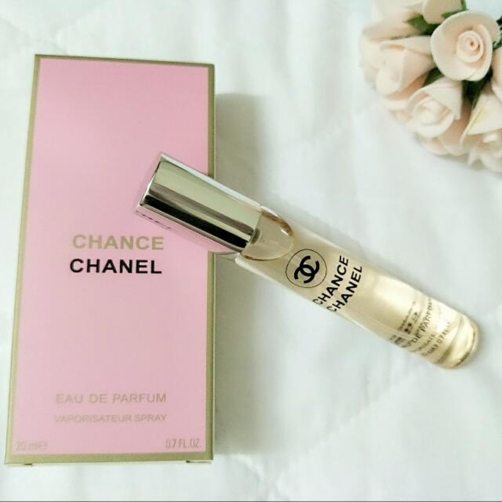 CHANEL CHANCE EDP (Europe Authentic Perfume 20ML)