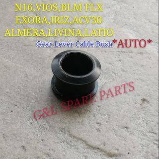 GEAR LEVER SHIFT CABLE BUSH (AUTO) EXORA,BLM,IRIZ,VIOS,N16