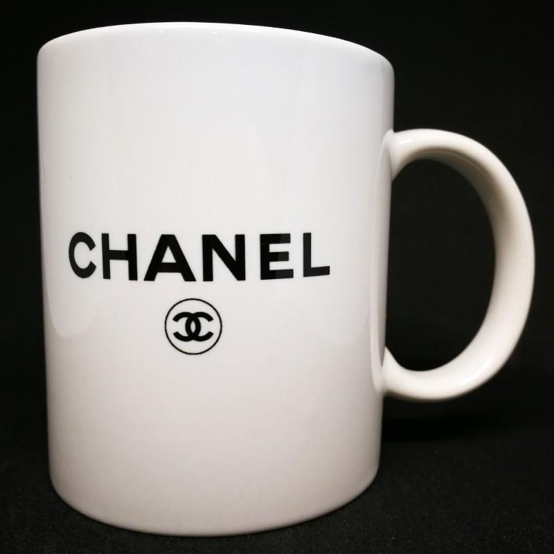0fcdfae97db CHANEL Ceramic Inspired Mug | Shopee Malaysia
