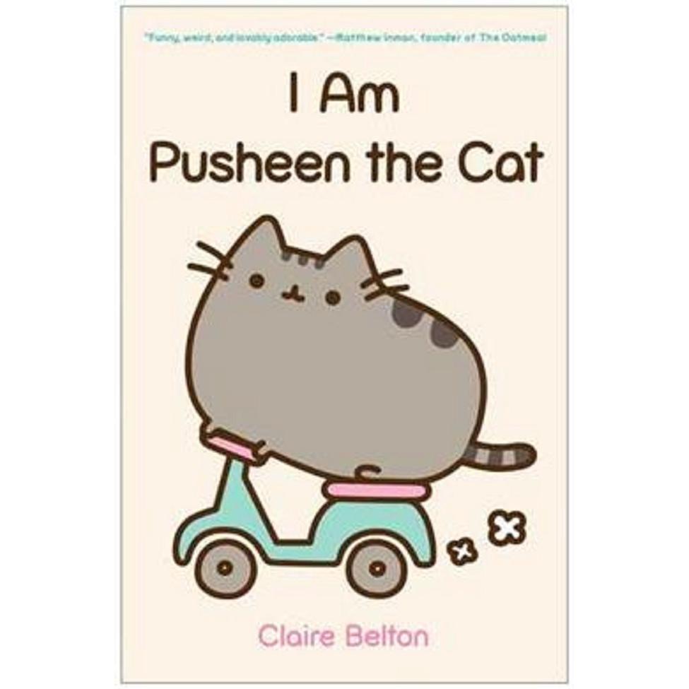 I am Pusheen the Cat Author: Belton, Claire ISBN: 9781476747019 (MPH)
