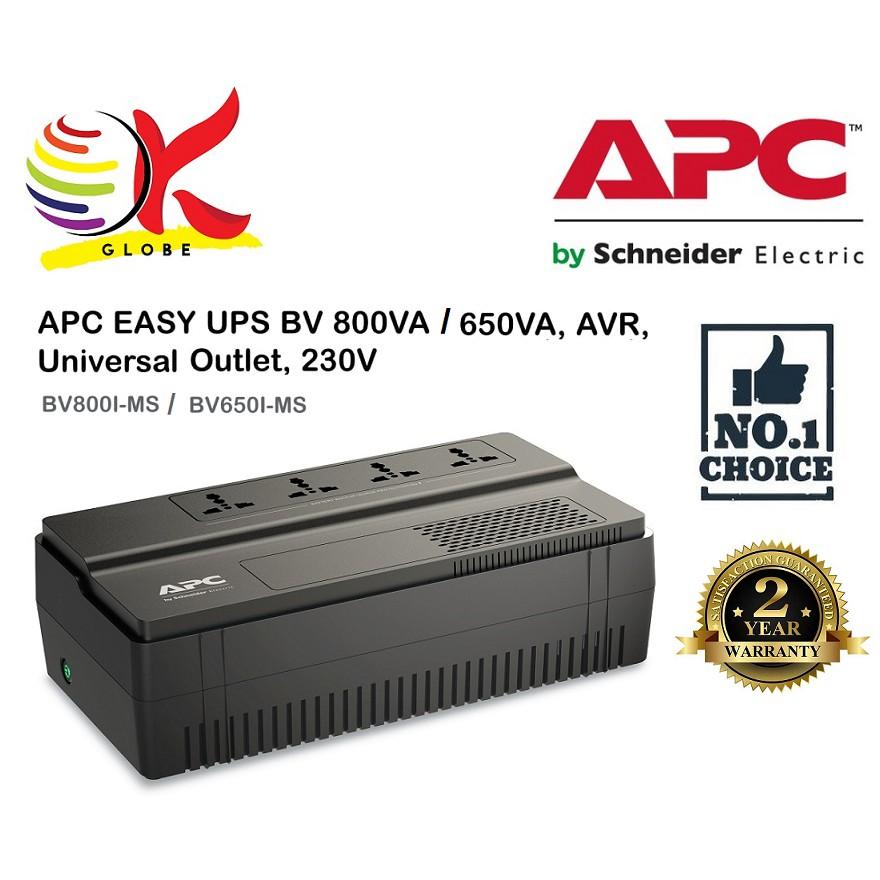 Computers & Accessories Servers APC Back-UPS BV Uninterruptible ...