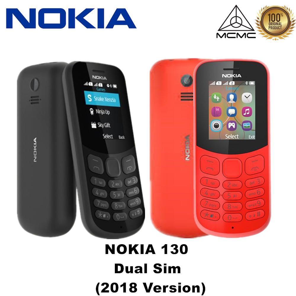 9717df0c985 NOKIA 130 (DUAL SIM) 1.8