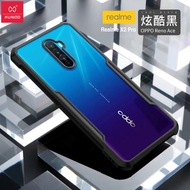 Xundd Shockproof Phone Case For OPPO Reno Ace  Realme X2 Pro