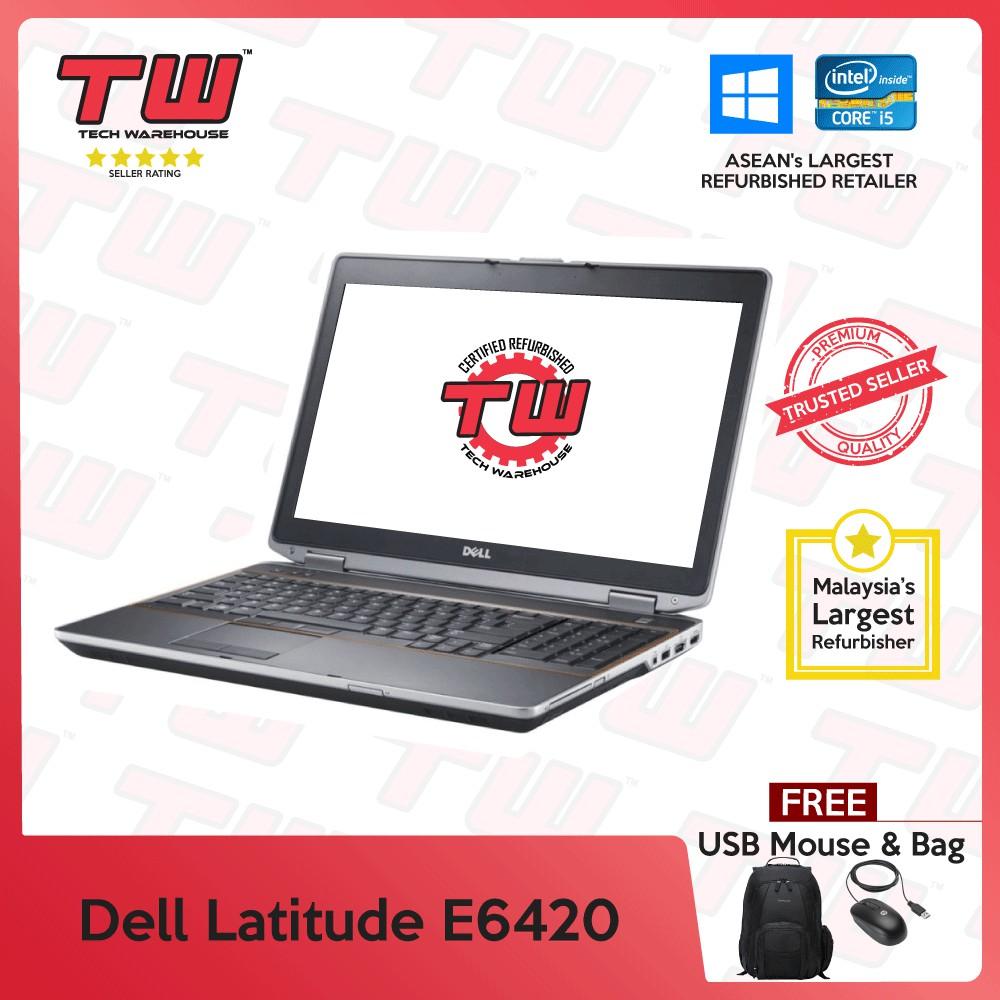 8b467e900d51 Dell Latitude E6420 Intel Core i5 Laptop + Windows OS (Factory Refurbished)