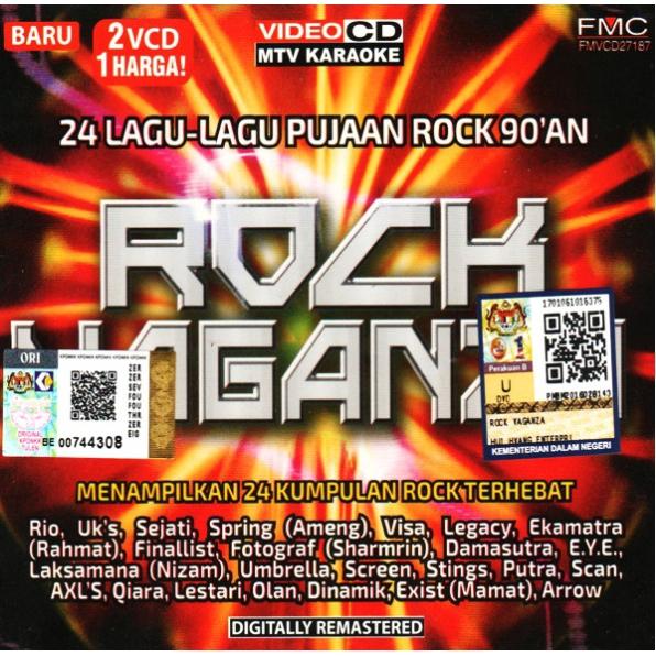 Enak Banget Slow Rock Melayu 2CD Slam Uk Stings Spring Lestari Screen EYE  Arrow  0ac55fea4c