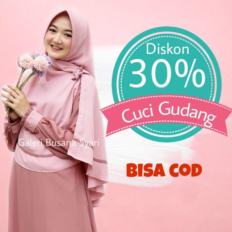 Firda Salmon Swarga Hijab Shopee Malaysia
