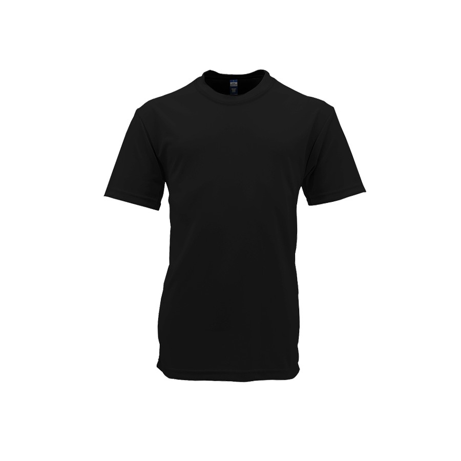 48cea269 Foursquare RoundNeck T-Shirt (160gsm) -Black | Shopee Malaysia