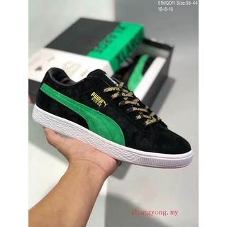 new style 86de6 a8d22 PUMA Suede 50 Classic x Xlarge Men Running Shoes Women Sport ...