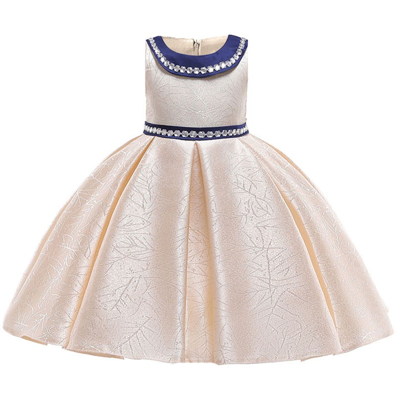 Toddler Kids Baby Girls Summer Princess Dress Tassels Party Communion Dress 0-5Y