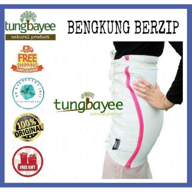 TUNGBAYEE BENGKUNG TRADISIONAL BERZIP