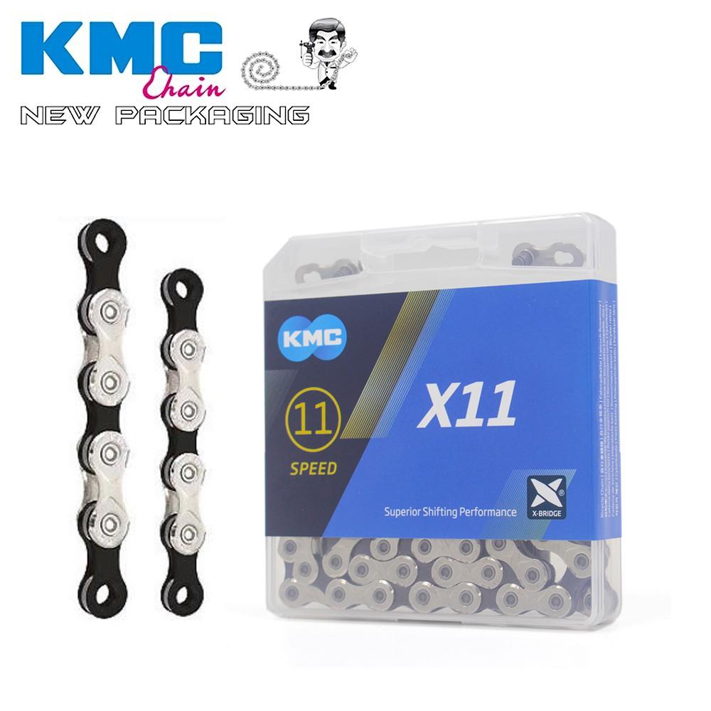 KMC X11-SL//EL//93 Bike Chain 11S Gold for MTB//Road Bike 11 speed 116 Links