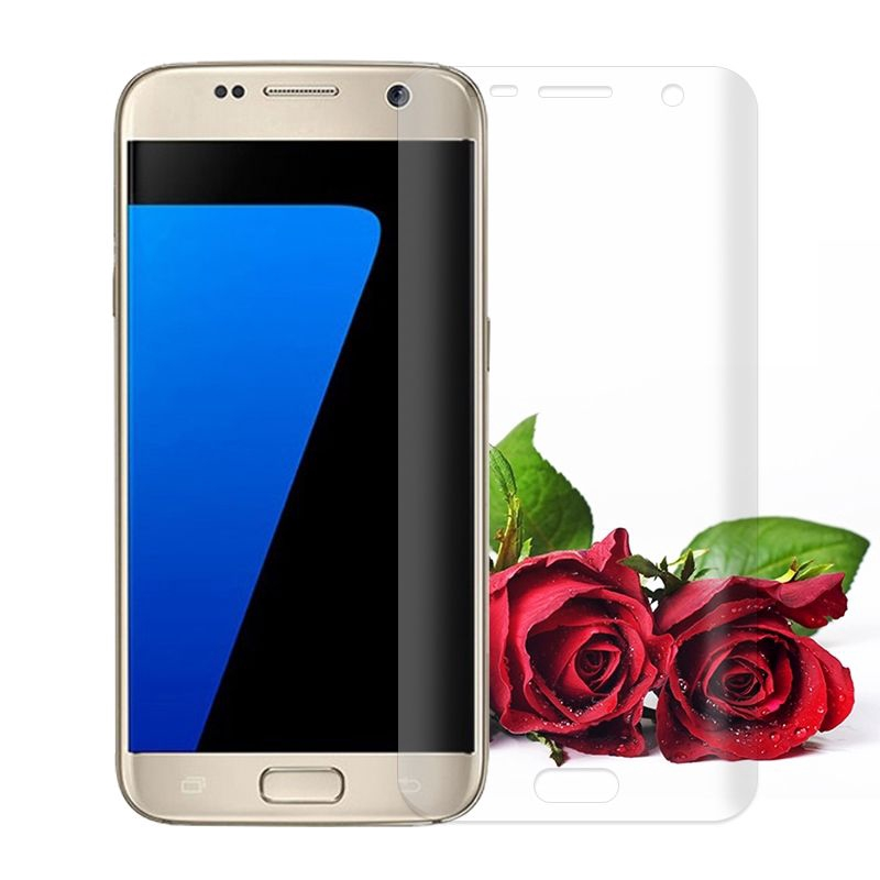 IT Front Screen Protector Film Full Body Cover สำหรับ Samsung Galaxy S 6 S 7 / S7
