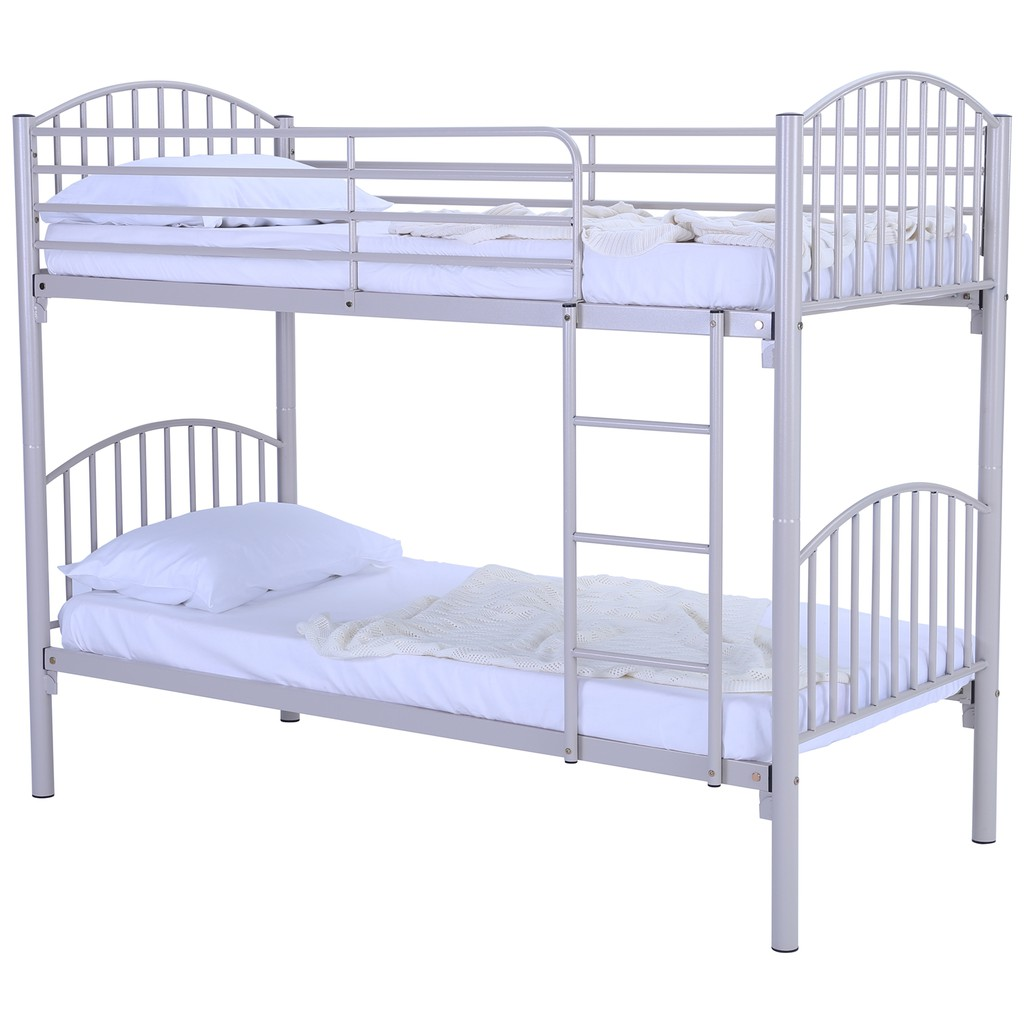 Furniture Direct SUDBURY solid wooden single size bunk bed / Katil Tingkat / Bunk Ded / Double Bed